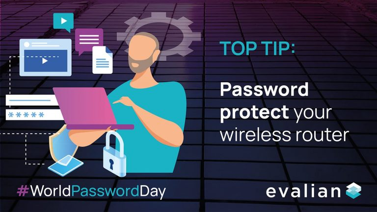 Secure your wireless router